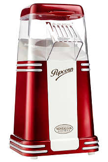 SMA Retro Series mini hot air popcorn maker