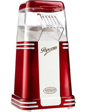 SMA Retro Series mini hot air popcorn maker
