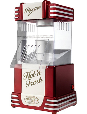 SMA Retro Series hot air popcorn maker