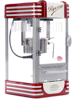 SMA Retro Series kettle popcorn maker