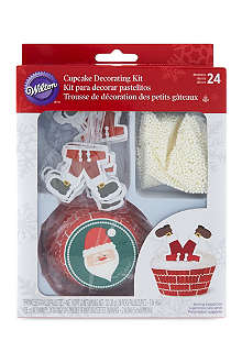 WILTON Cupcake decorating kit