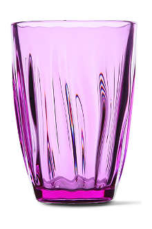 GUZZINI Violet drinking glass