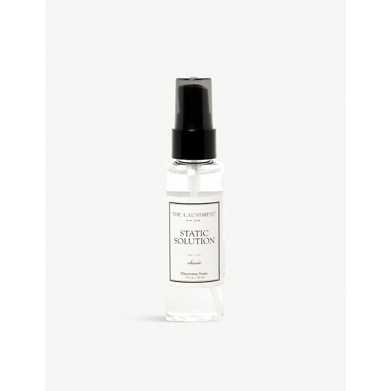 THE LAUNDRESS | Static Solution Spray 60ml | Goxip