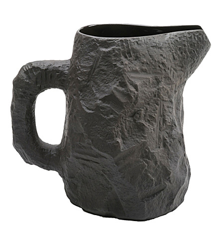MAX LAMB Max Lamb black basalt jug