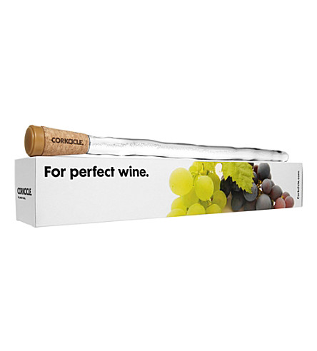 ROOT 7 Corkcicle wine chiller