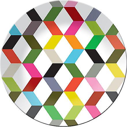 Ziggy round platter 39cm