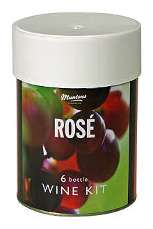 MUNTONS Rose wine kit