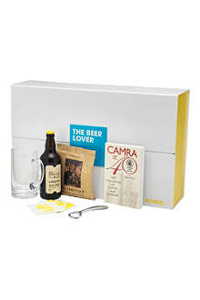 SELFRIDGES Beer Lover gift box
