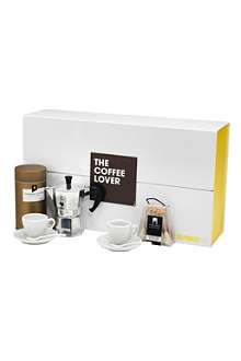 SELFRIDGES Coffee Lover gift box