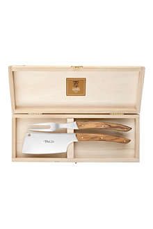 CLAUDE DOZORME Thiers cheese knives