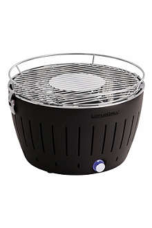 LOTUS GRILL Smokeless BBQ Anthracite