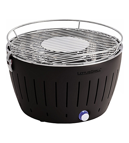 Smokeless BBQ Anthracite