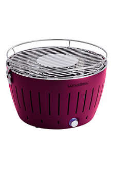 LOTUS GRILL Smokeless BBQ Purple