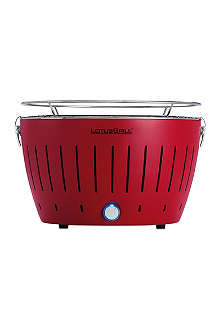 LOTUS GRILL Smokeless BBQ Red