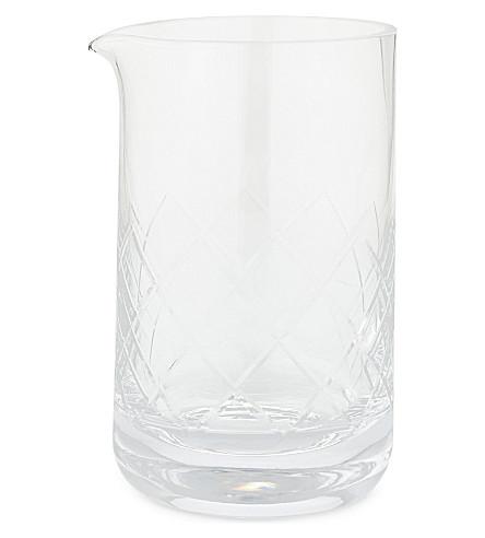 VISKI Professional crystal mixing glass 500ml