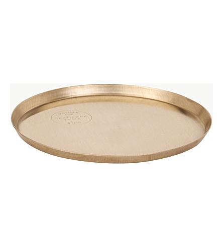 SKAGERAK Edge brass plate 18cm