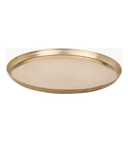 SKAGERAK Edge brass plate 25cm