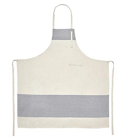 SKAGERAK Stripes long cotton apron