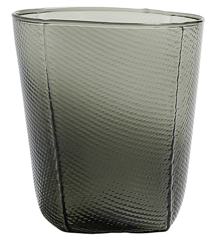 HAY Tela hand-blown glass tumbler 350ml