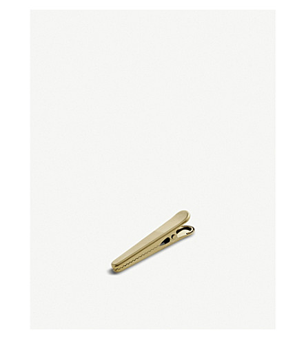 HAY Clip Clip stainless steel clip
