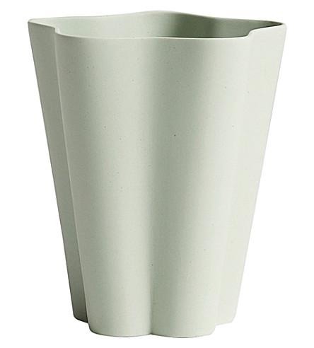 HAY Iris ceramic vase