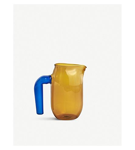 HAY Hay glass jug