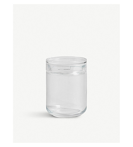 HAY Hay japanese glass jar mclear