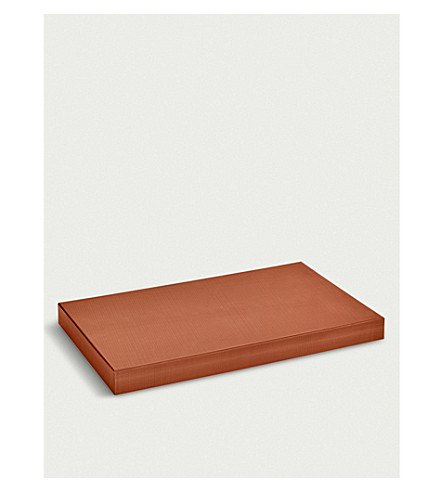 HAY Rectangle wooden chopping board