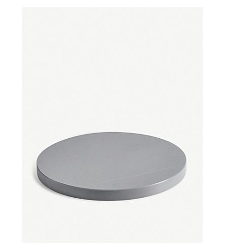 HAY Circular wooden chopping board