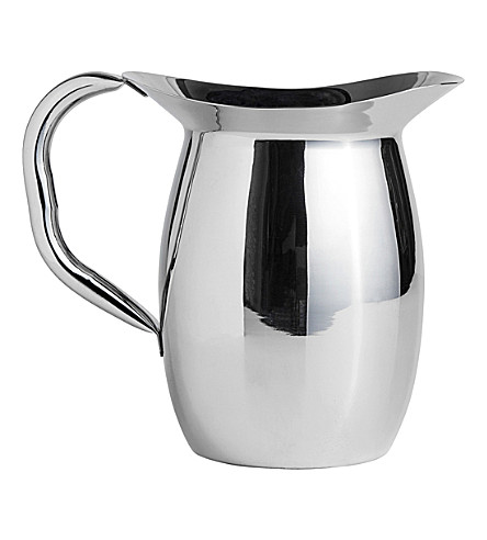 HAY Indian steel pitcher