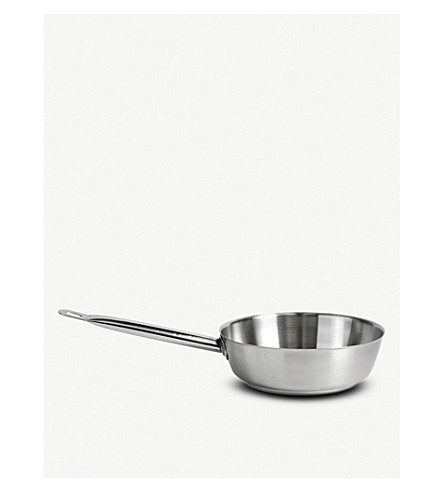 HAY Conical stainless steel sauté pan 24cm