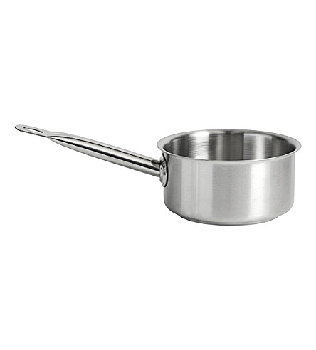 HAY Stainless steel shallow saucepan 20cm