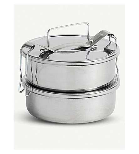 HAY Stainless steel small picnic container