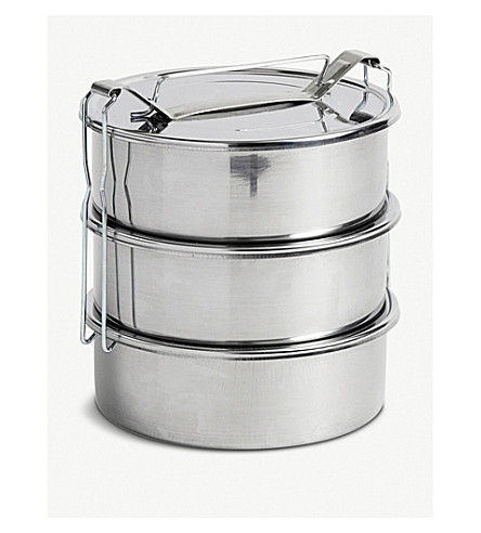 HAY Stainless steel picnic container