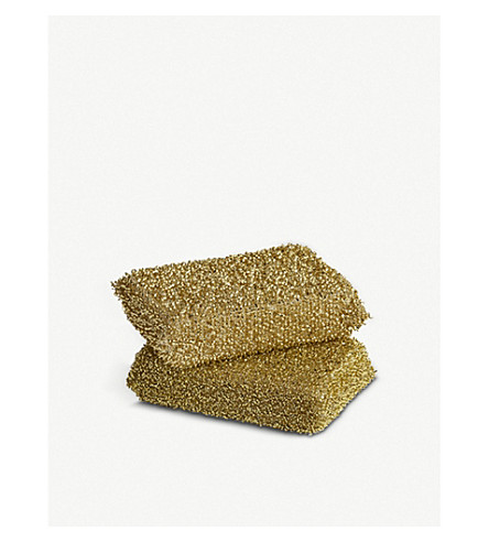 HAY Lurex sponge set of 2