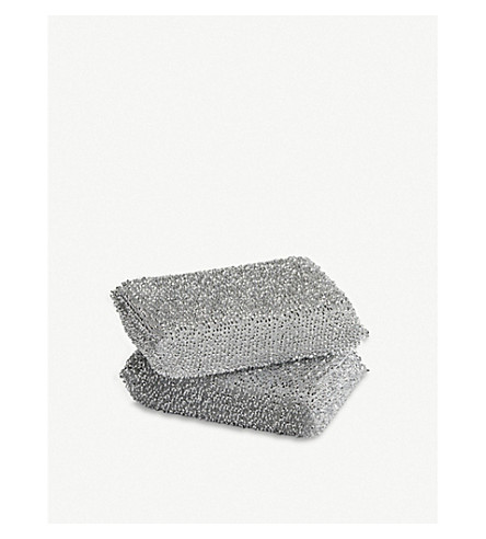 HAY Lurex sponge set of 2