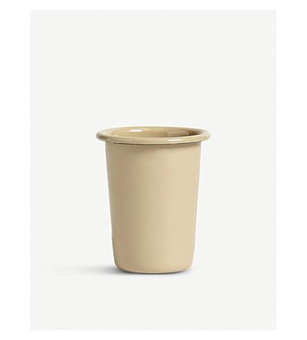 HAY Enamelled steel cup