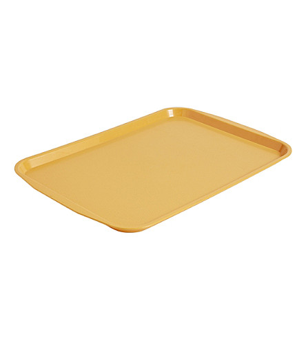 HAY Plastic canteen tray