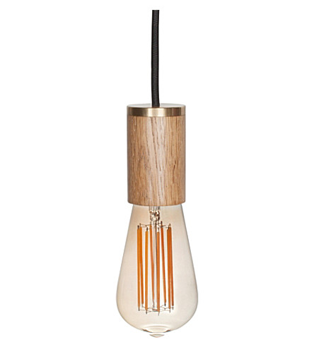 TALA Squirrel Cage 3W bayonet B22 tinted LED light bulb