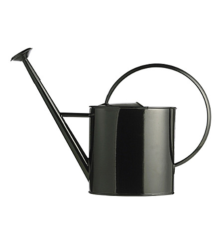 GALZONE Coated zinc watering can