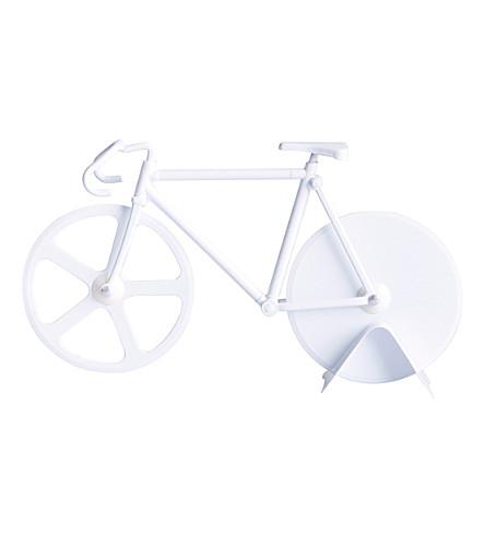 DOIY Fixie bike stainless steel pizza cutter