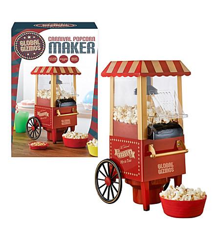GLOBAL GIZMOS Fairground popcorn maker