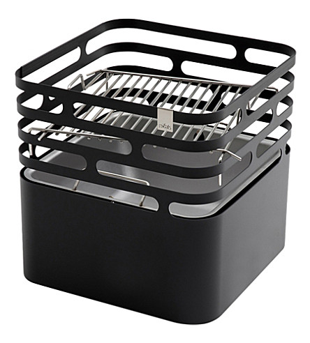 HOEFATS Cube fire basket