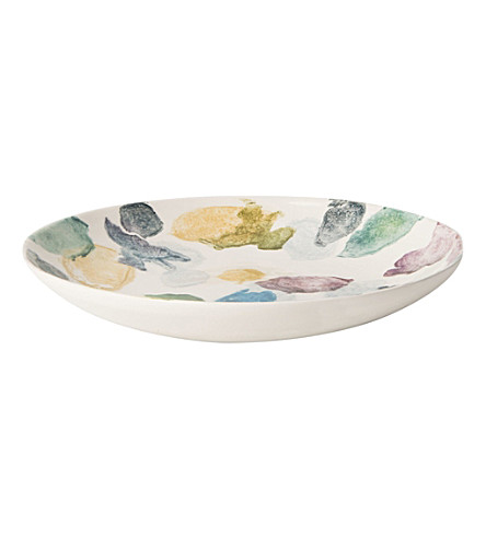 URBAN NATURE CULTURE Give me petals stoneware serving bowl 33cm
