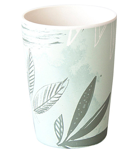 URBAN NATURE CULTURE Sketch of Nature field bamboo mug