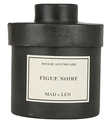 MAD ET LEN Bougie D'Apothicaire Figuenoire candle