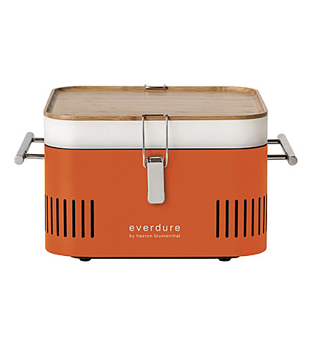 EVERDURE BY HESTON BLUMENTHAL Everdure by Heston Cube portable barbeque