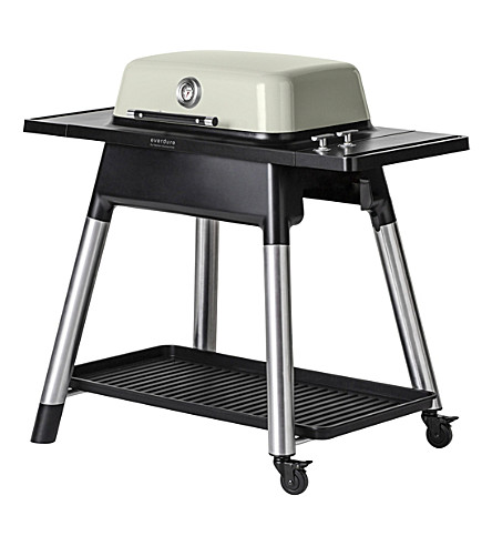 EVERDURE BY HESTON BLUMENTHAL Everdure by Heston Force gas barbeque with stand