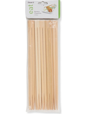 CHING Ten pairs of Bamboo chopsticks