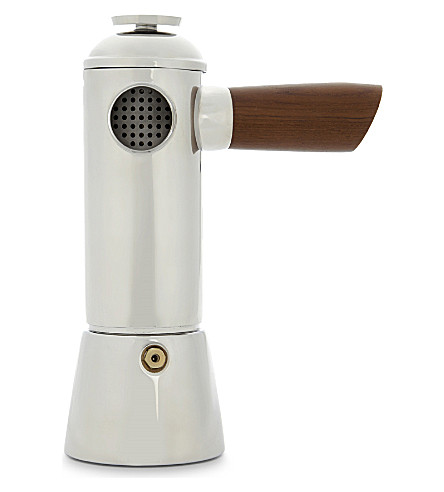 FREUD Stainless steel stovetop espresso maker